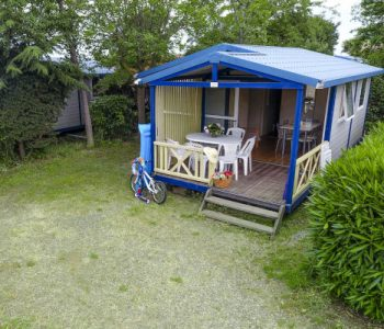 location climatise chalet agde